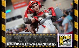 Fiere: San Diego Comicon 2016 – Lo Stand Sideshow – TMNT, Voltron, Pepper Additional Images