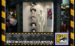 Fiere: San Diego Comicon 2016 – Lo Stand WETA – Ghost in the Shell
