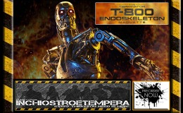 Preorders: Sideshow Collectibles – Terminator T-800 Endoskeleton Maquette