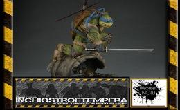 Preorders: Sideshow Collectibles – TMNT LeonardoStatue
