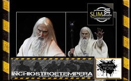 Preorders: Asmus Toys – LOTR: Saruman the White Memorial Slim Version 12″ figure