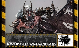 Preorders: Gantaku – The Bat King 1/4 Statue by Caleb Nefzen