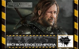 Preorders: ThreeZero – Game of Thrones Action Figure 1/6 Sandor Clegane The Hound