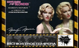 Preorders: Star Ace Toys – Gentlemen Prefer Blondes My Favourite Legend Action Figure 1/6 Marilyn Monroe Gold & Pink Dresses