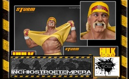 Preorders: Storm Collectibles – WWE Wrestling Statue 1/4 Hulk Hogan Hulkamania