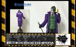 Preorders: Yamato – DC Comics Fantasy Figure Gallery Statue 1/6 Joker by Luis Royo