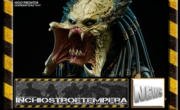 Statue News: Sideshow – The Wolf Predator Legendary Scale Bust