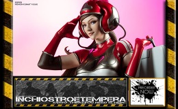 "Preorders: Sideshow Collectibles – Pepper by Stanley ""Artgerm"" Lau Premium Format™ Figure"