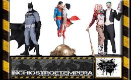 Preorders: DC Comics – Suicide Squad Joker & Harley Quinn + Superman & Lois Lane 1/6Statues