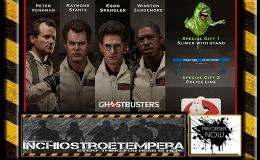Preorders: Blitzway: Ghostbusters Peter Venkman, Egon Spengler, Raymond Stantz, Winston Zeddermore Premium 12″Figures
