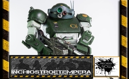 Preorders: ThreeZero – Armored Trooper Votoms 1/12 Action Figure ATM-09-ST Scopedog