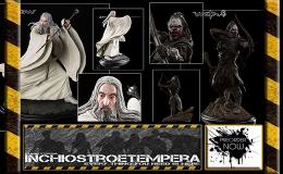 Preorders: Weta: LOTR Saruman the White at Dol Guldur, Boromir & Lurtz 1/6Statues