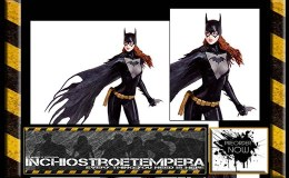 Preorders: Yamato – DC Comics Fantasy Figure Gallery Statue 1/6 Batgirl LuisRoyo