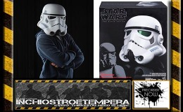 Preorders: Hasbro – Star Wars Rogue One Black Series Electronic Voice Changer Helmet Imperial Stormtrooper