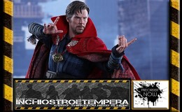 Preorders: Hot Toys – Benedict Cumberbatch as Doctor Strange Sixth Scale Figure Movie Masterpiece Series