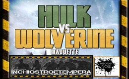 Preorders: Sideshow Collectibles – Hulk vs. Wolverine Maquette