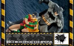 Preorders: Kotobukiya – DC Comics ARTFX+ Statue 2-Pack Batman &Robin