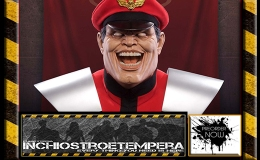 Preorders: PCS – Street Fighter Bust 1/1 M. Bison