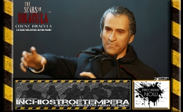 Preorders: Star Ace Toys – Scars of Dracula My Favourite Legend 12″ Figure Christopher Lee as Count Dracula
