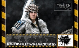 Preorders: Infinity Studio – Iron Knight: General Ma Chao e General Zhao Yun Statues