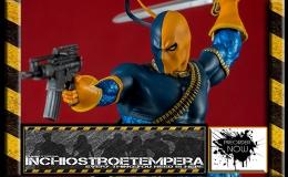 Preorders: Iron Studios – DC Comics Statue 1/10Deathstroke