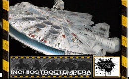 Preorders: EFX – Star Wars: Millennium Falcon – 1/100 Scale Die Cast Replica