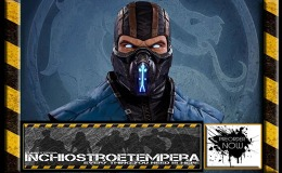 Preorders: PCS – Mortal Kombat X: Sub-Zero Lifesize Bust – Retail + Cryomancer Exclusive Edition