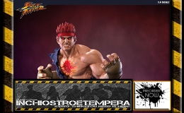 Preorders: PCS – Street Fighter IV Statue 1/4 Evil Ryu