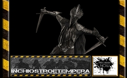Preorders: Weta – Hobbit The Battle of the Five Armies Statue 1/6 – THE WITCH-KING AT DOL GULDUR