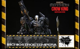 Preorders: HMO – Bounties of Bathos Statue 1/4 Crow King
