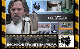 Preorders: Hot Toys – Luke Skywalker Sixth Scale Figure Star Wars: The Force Awakens – Movie Masterpiece Series