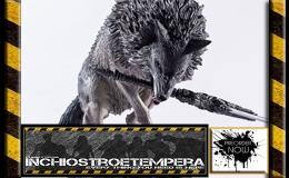 Preorders: First 4 Figures – Dark Souls Statue The Great Grey Wolf Sif