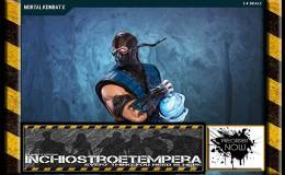 Preorders: PCS – Mortal Kombat X Statue 1/4Sub-Zero