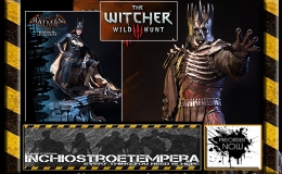 Preorders: Prime 1 Studio – Witcher 3 Wild Hunt Eredin + Arkham Knight Batgirl Statues