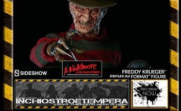 Preorders: Sideshow Collectibles – Freddy Krueger Premium Format™ Figure