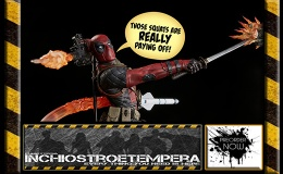 Preorders: Sideshow Collectibles – Deadpool Heat-Seeker Premium Format™ Figure