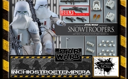 Preorders: Hot Toys – Star Wars TESB + Battlefront Snowtroopers 12″ Figure Set