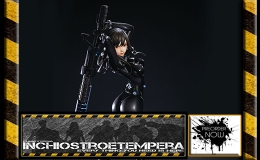 Preorders: Union Creative – Gantz: O Hdge Technical No. 15 Statue Reika X Shotgun Ver.