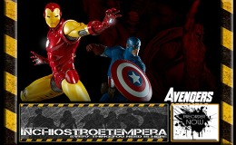Preorders: Sideshow Collectibles – Iron Man Statue Avengers Assemble