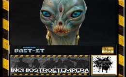 Preorders: ECC – Ancient Alien: Bast'et 1/1 scale Bust