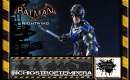 Preorders: Prime 1 Studio – Batman Arkham Knight 1/3 Statue Nightwing