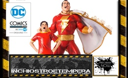 Preorders: Iron Studios – DC Comics Statue 1/10Shazam