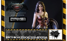 Preorders: Prime 1 Studio – Gal Gadot as Wonder Woman + Independence Day Resurgence Alien Soldier Statues