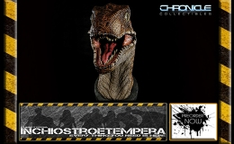 Preorders: Chronicle Collectibles – Jurassic Park: Velociraptor 1/1 scale Bust