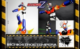 Preorders: High Dream – Mazinga Z/Mazinger Z 20″ Statue