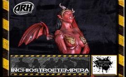 Preorders: ARH Studios – Statue 1/4 Valkyrie Norse Goddess, Arkhalla, Galliah The SeducerStatues