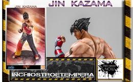 Preorders: F4F – Tekken 3 & 5 Statues 1/4 JinKazama