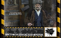 "Preorders: Asmus Collectible Toys – Quentin Tarantino's The Hateful Eight – Kurt Russell  ""The Hang Man"" John Ruth Sixth Scale Figure"