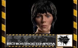 Preorders: Weta – Ghost in the Shell Scarlett Johansson as Motoko Kusanagi 1/4 Statues