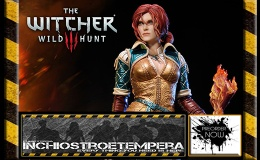 Preorders: Prime 1 Studio – The Witcher 3: Wild Hunt – Triss Merigold + Batman Arkham Origins Killer Croc Statues